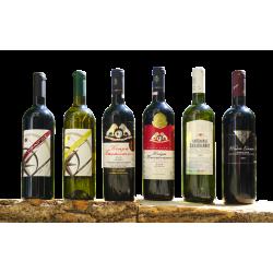 Degustation-Angebot 6 Flaschen